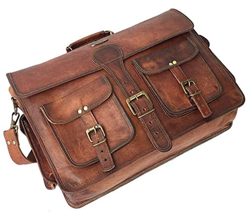 Best selling leather messenger bags No. 1 selling product
