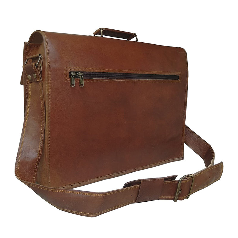 Hudson Leather Bag