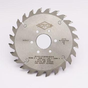 70199: Carbide Saw blade for HPL