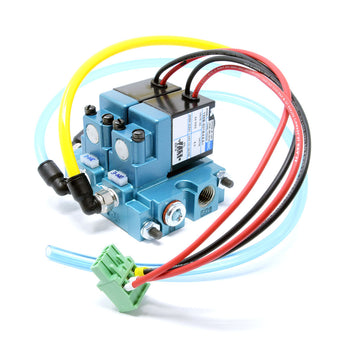 FS-08330-S: 2 Part Solenoid for Manual Mini Hopper, Fully Plumbed