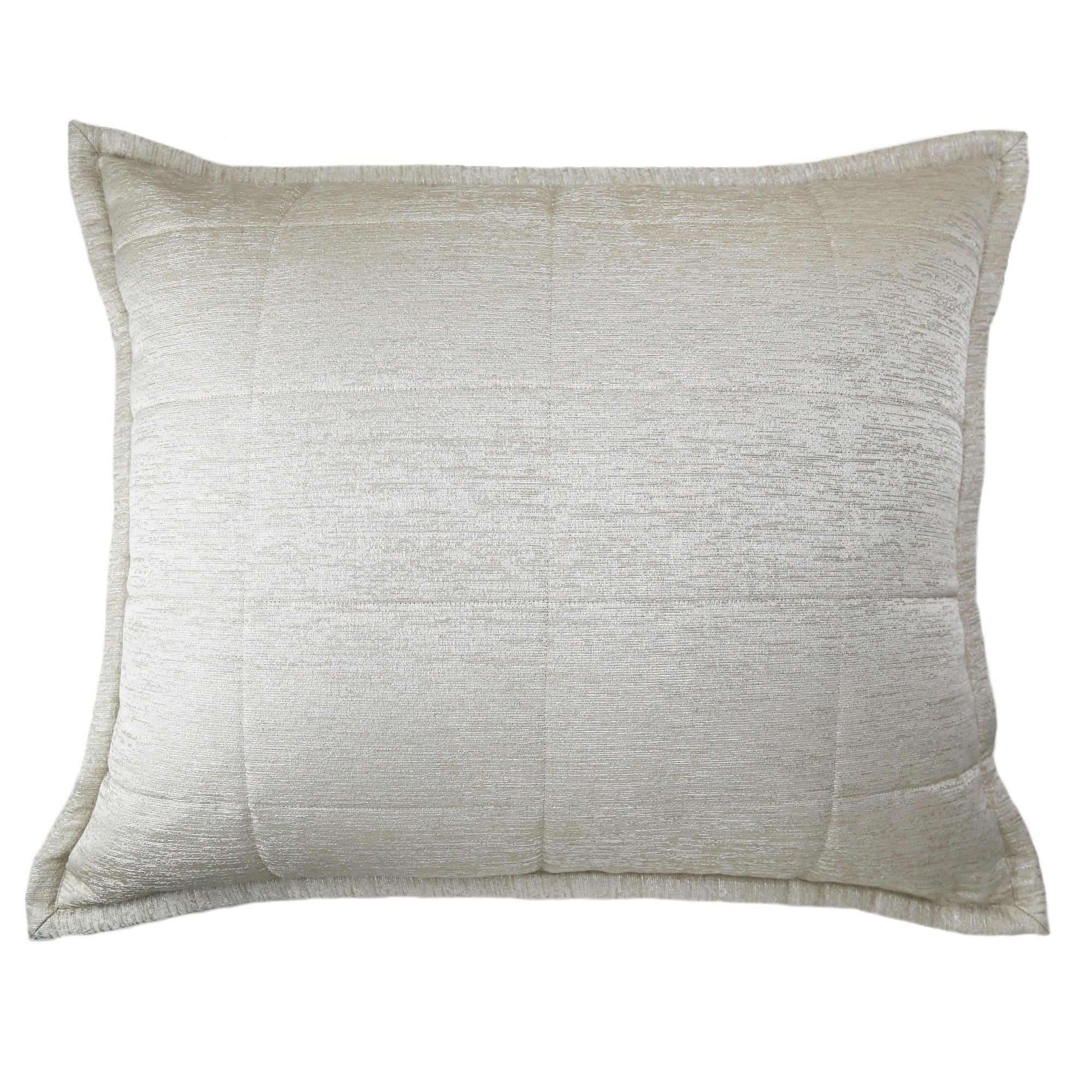 Stria Quilted Pillow