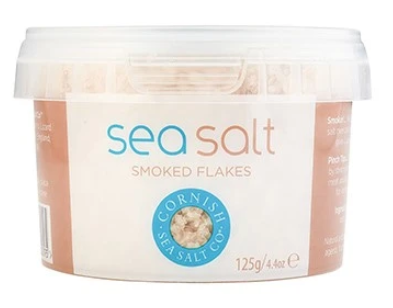 Smoked Sea Salt 125g