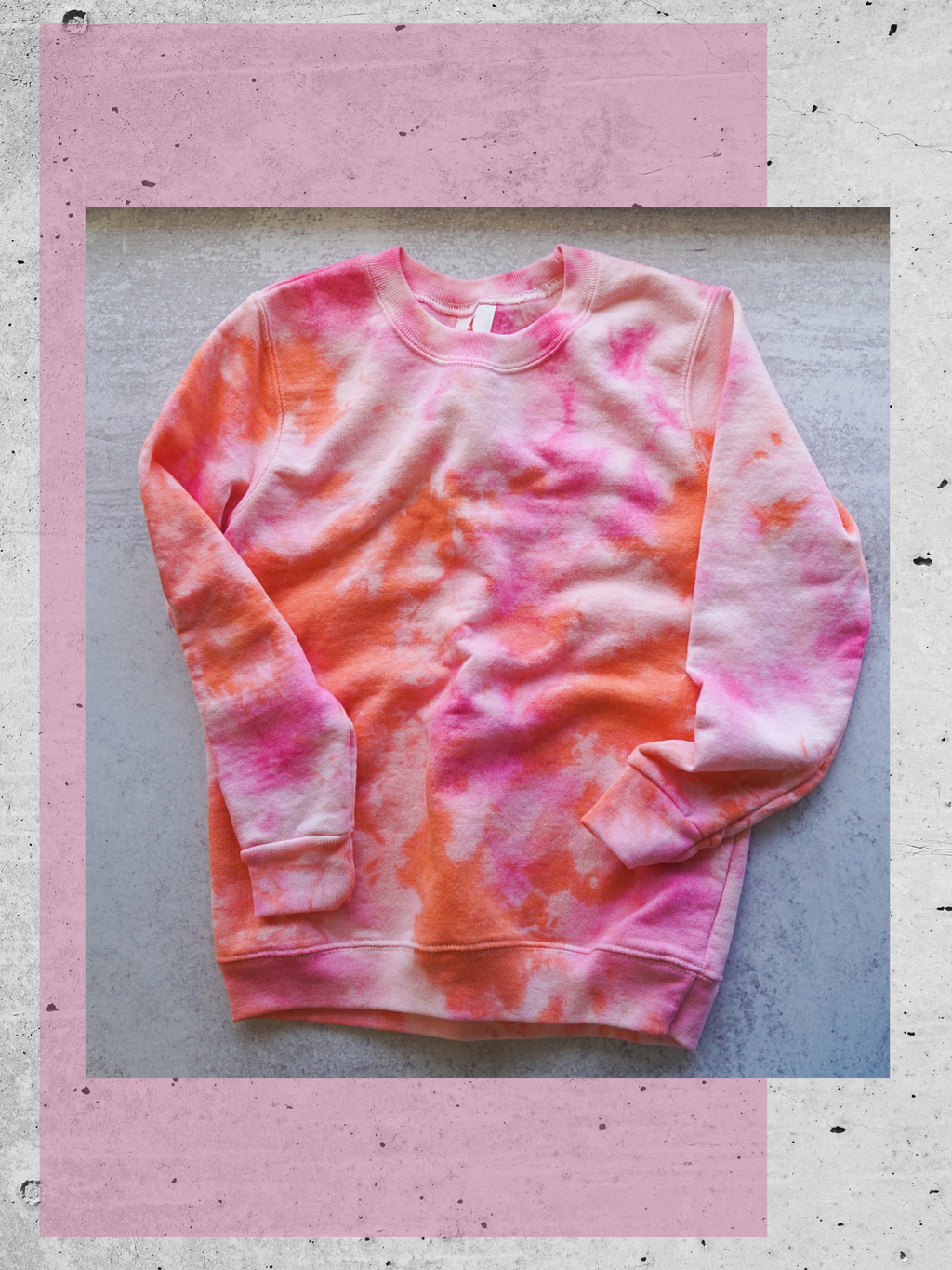 Mama and Mini Me Set | Tie Dye