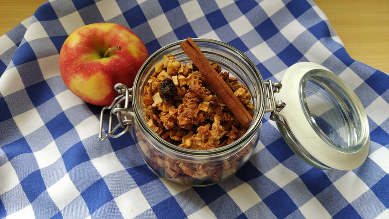 Apple pie granola - 300g - termeloipiac.supp.li