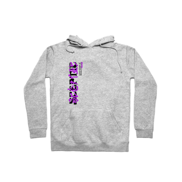 Let's Start A Revolution Hoodie