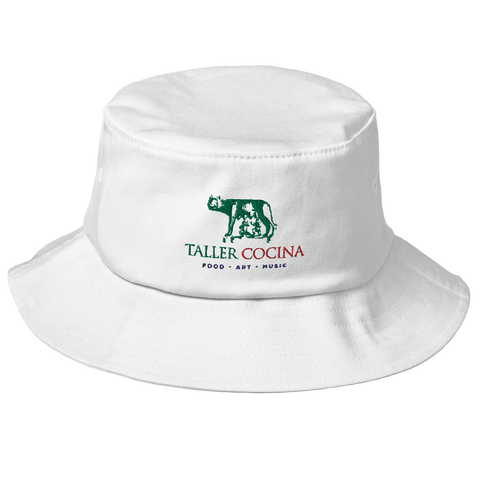 Taller Cocina - Old School Bucket Hat