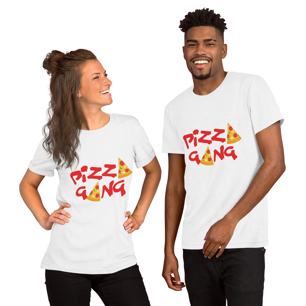 Pizza Gang - Unisex T-Shirt