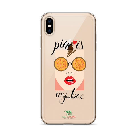 Pizza is my Bae - iPhone Case All Models