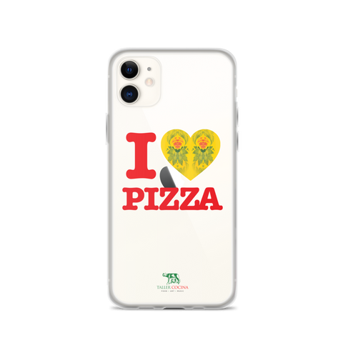 I love Pizza - iPhone Case All Models