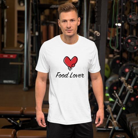 Food Lover - Unisex T-Shirt