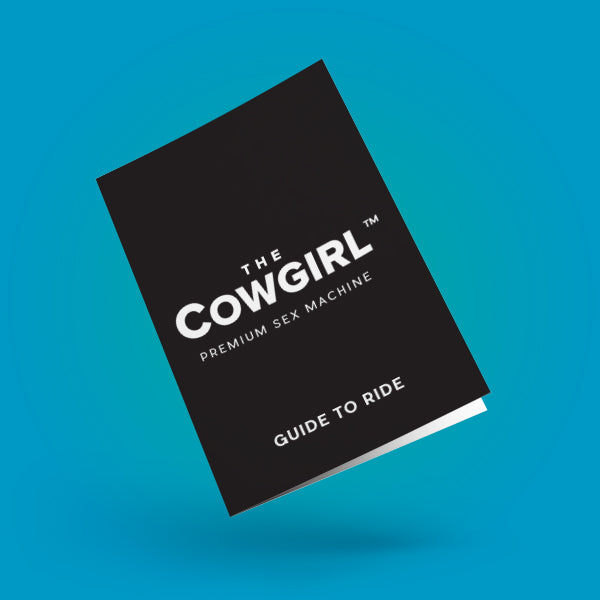 The Cowgirl Sex Machine manual