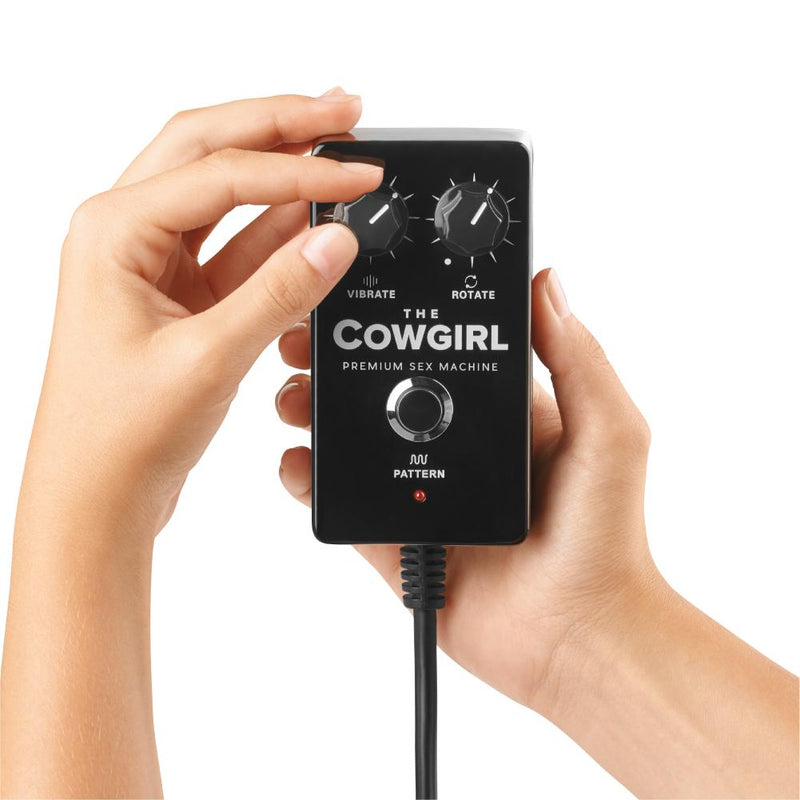 Cowgirl Remote Controller - The Cowgirl Sex Machine