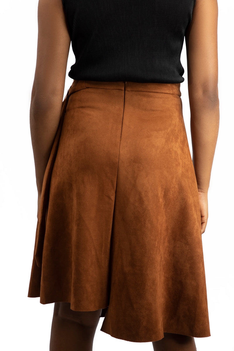 Suede Classic Skirt