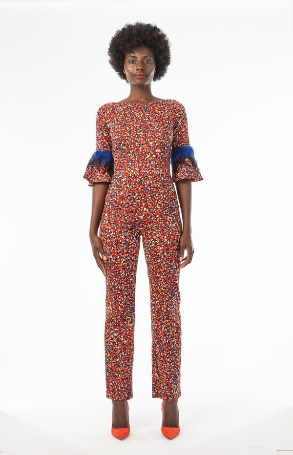 Africana Queen Jumpsuit