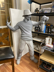 Still working on our Freddy Kreuger from Gambody