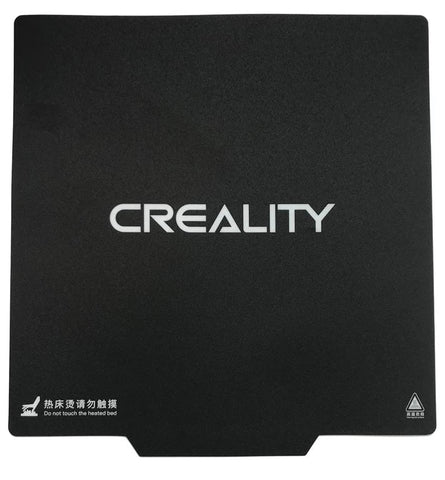 Creality Heat Bed Platform Sticker Sheet,3D Printer Build Surface Plate for CR10-S4 3D Printer 410X410MM