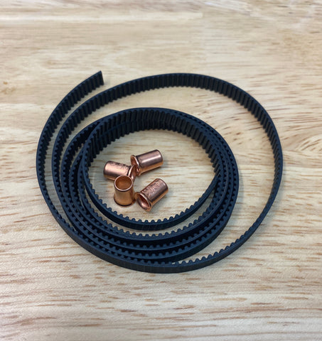 Custom Belt Kit, 1.5 meters