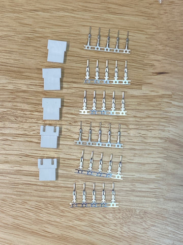 DIY Cable extension kit JST-XH 4 pin housing