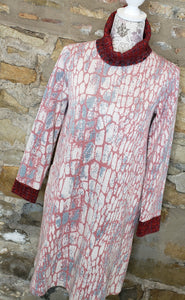 Anthropologie Maeve Suma Turtleneck Dress Sz XS