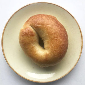 Plain Bagels - Pack of 6