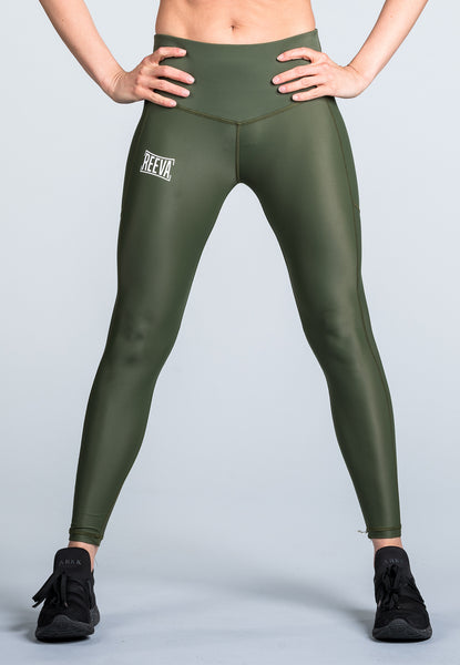 Training Legging - Green