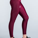 Training Legging - Maroon