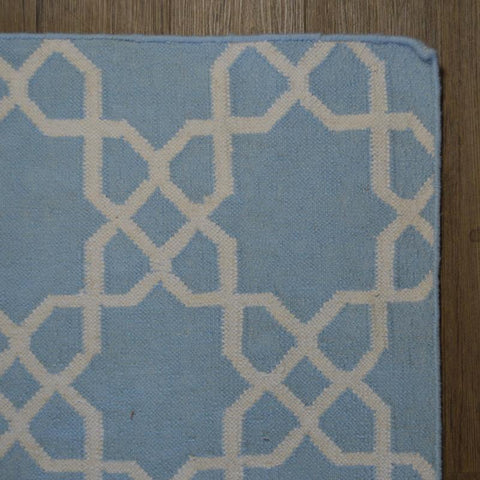 Tranquility Rug - Light Blue