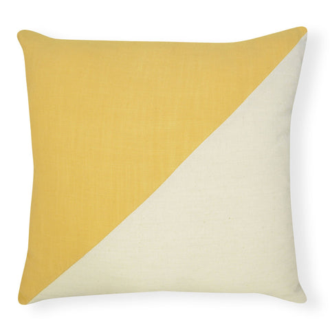 Finn Ochre Splice Cushion