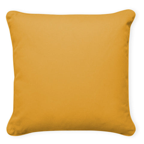 Edison Solid Yellow Cushion