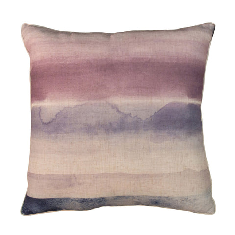 Ink Mauve Cushion