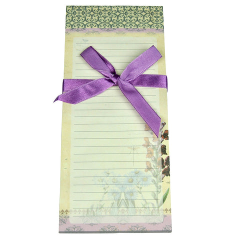 Shopping List Pad - Ruby