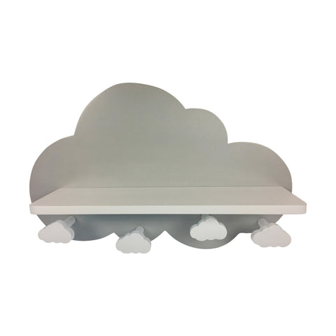 Cloud Shelf & Hook