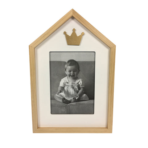 Crown Photo Frame - Large