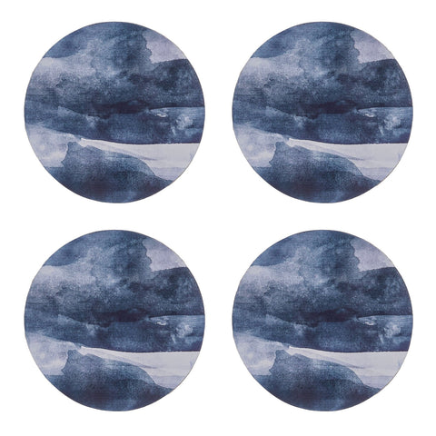 Flinders Round Coaster - Set of 4