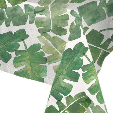 Banana Leaf Outdoor Tablecloth