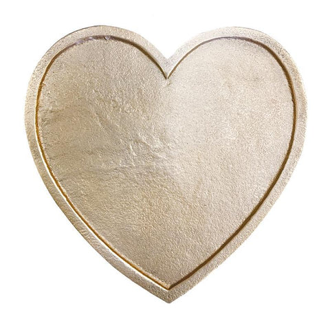 Heart Gold Ornament Dish