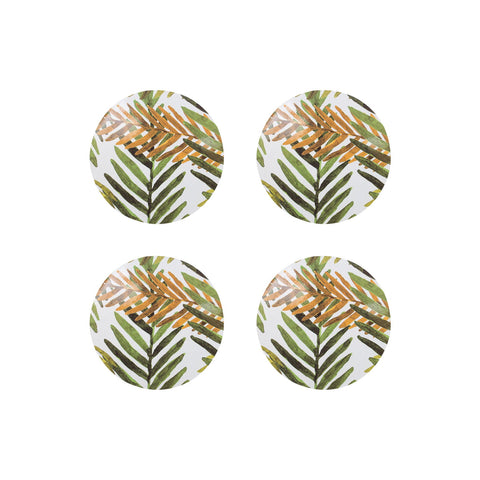 Gully Round Coaster - Set Of 4