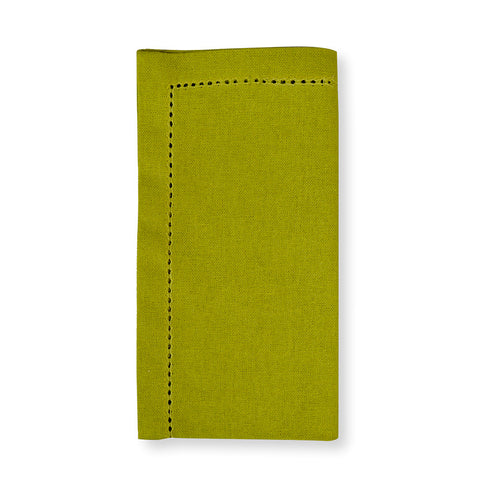 Jetty Napkin, Lime - Set of 4