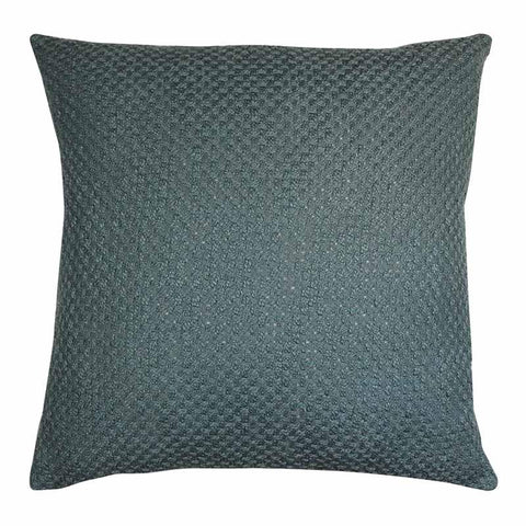 Marlo Forest Textured Woven Cushion