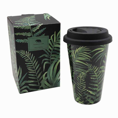 Rainforest Travel Mug