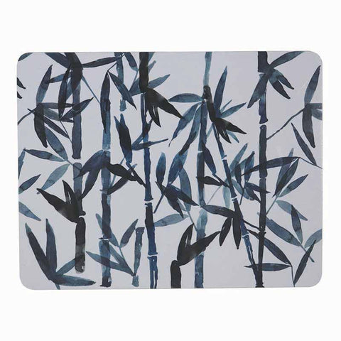 Bamboo Rectangle Placemats - Set of 4
