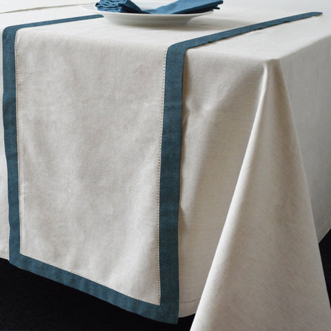 Auden Denim Table Runner