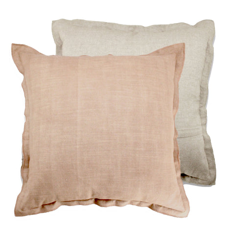 Beechworth Cushion - Clay