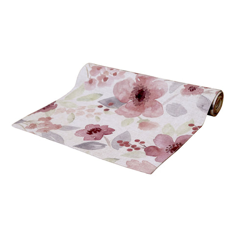 Evelyn Floral Table Runner
