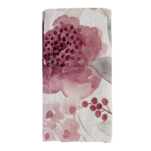 Evelyn Floral Napkins Set of 4