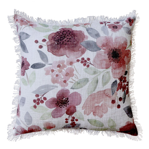 Evelyn Floral Cushion