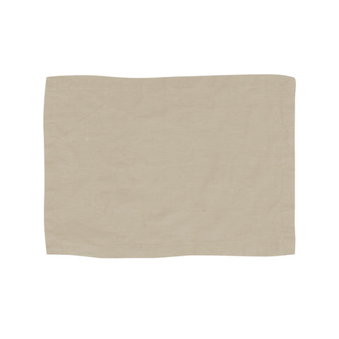 Maxwell Natural Linen Placemat - Set of 4