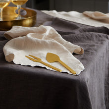 Load image into Gallery viewer, Maxwell Natural Linen Table Runner