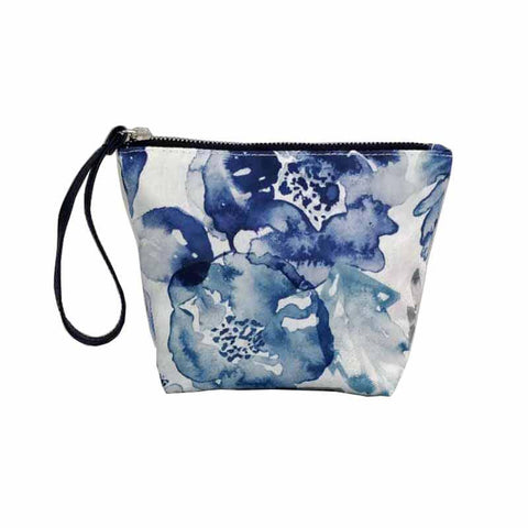 Bloom Blue Toiletry Bag - Small