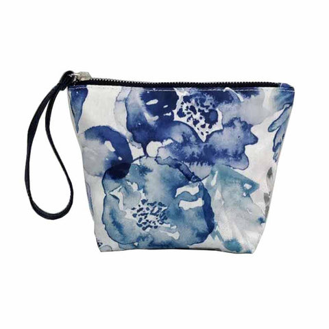 Bloom Blue Toiletry Bag - Large